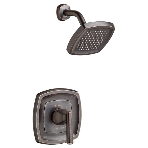 American Standard T018507.278 Edgemere Shower Only Trim Kit 1.8 Gpm Lb, Legacy Bronze by American Standard (Image #3)