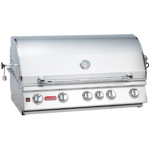 Bull Brahma 5-burner Stainless Steel Built-in Propane Gas Grill by Bull Outdoor Products