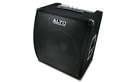 Alto Professional Kick 15 | Professional 15-Inch Keyboard and Instrument Amplifier with Built-in Mixer and Alesis Effects by Alto Professional