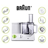 Braun Food Processors Review and Comparison