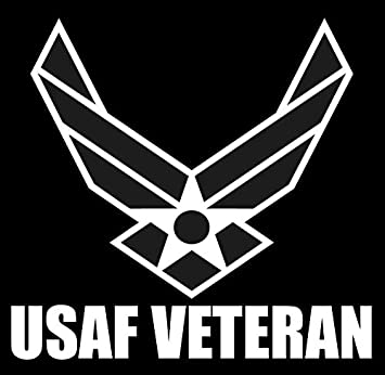 Air Force Mom Car or Truck Window Laptop Decal Sticker White 6X6.8