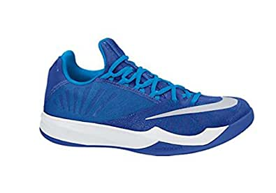 New Nike Men's Zoom Run The One TB Basketball Shoes Blue/White 11
