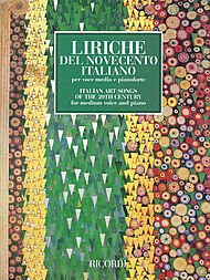 Italian Art Songs Of The 20th Century (For Medium Voice And Piano) ebook