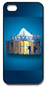 NBA Denver Nuggets Customizable iphone 5 Case by icasepersonalized