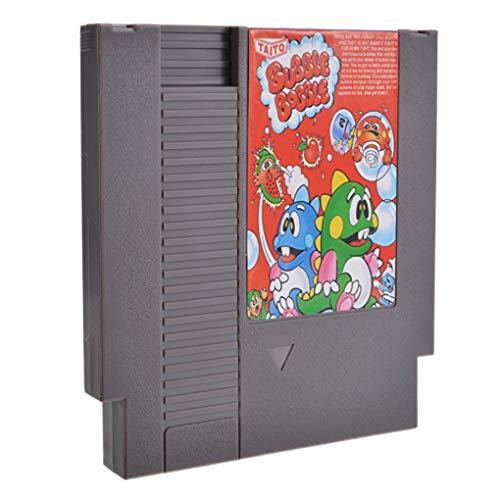 Yongse Bubble Bobble 1 72 Pin 8 Bit Game Card Cartridge for NES Nintendo