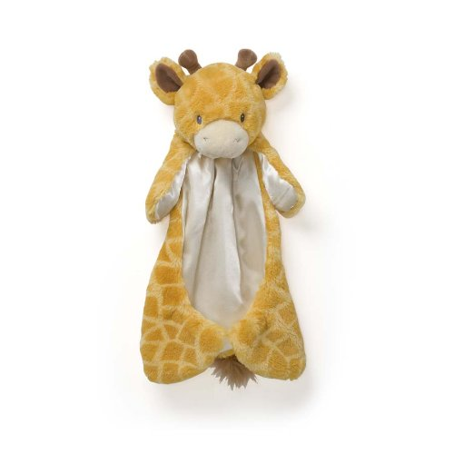Baby GUND Tucker Giraffe Huggybuddy Stuffed Animal Plush Blanket (Polyester Plush Toy)