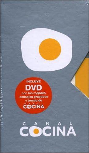 pack) canal cocina (2 libros + DVD): Amazon.es: Aa.Vv.: Libros
