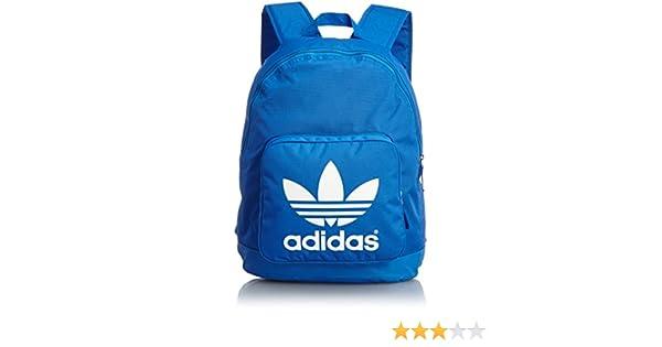 327e5101d528 Amazon.com  Adidas Original AC BPACK Classic Backpack Bookbag Blue G84826   Sports   Outdoors