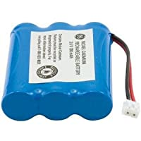 Replacement Battery for AT&T 3300 / 3301 / 80-5071-00-00 / 91076 / GE TL26506 / TL96506 / CPB-400D (Bulk Packaging)