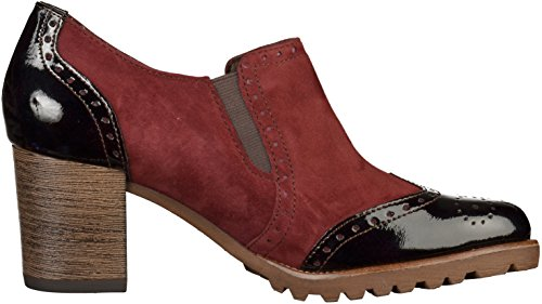 Tamaris 1-24400-27 Damer Ankelstøvle Bordeaux EZsEYy