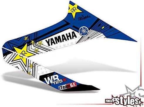 Set di adesivi per Yamaha WR 125 X Premium Factory DEKOR