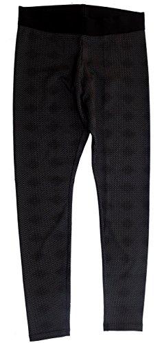 UPC 888172233958, Hue Womens Optical Print Leggings, Black (Medium)