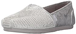 Women's Rhinestone Beaded Bobs-Big Dreamer Flat