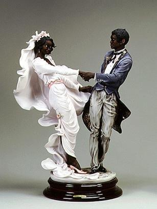 Giuseppe Armani Black Wedding Waltz-Retired Le 3000 501C