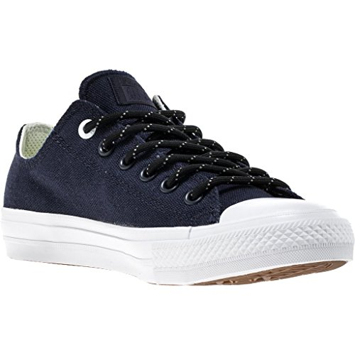 CONVERSE - Baskets basses - Homme - Chuck Taylor All Star II Canvas Marine pour homme - 46