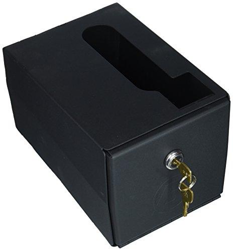 Bestop 42643-01 Center Console Lock Box for 2011-2018 Wrangler JK 2-Door & Unlimited