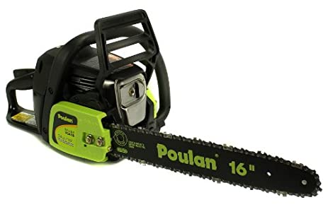 Amazon poulan pp3416 16 34cc 2 cycle gas powered chain saw poulan pp3416 16quot 34cc 2 cycle gas powered chain saw hometree chainsaw oiler greentooth Gallery