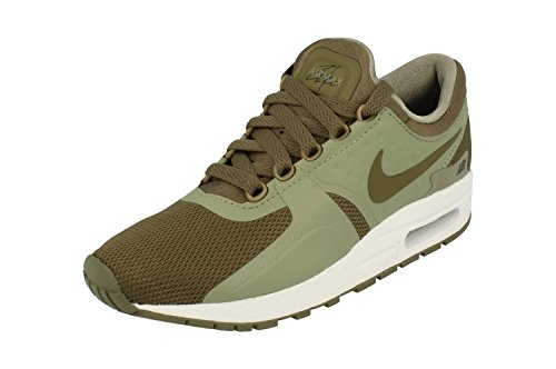 Nike Air Max Zero Essential GS Youth Running Shoes Medium Olive 200