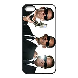 iPhone 5,5S Phone Cases Black Men in Black DEM720243
