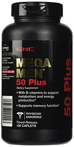 GNC Multivitamin Supports Function Prostate product image