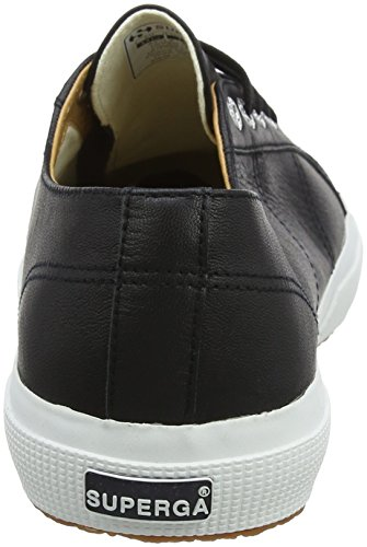 black white C39 Mixte 2750 Noir Superga Baskets Adulte Nappaleau gAFqRY