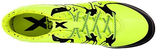 Adidas Mens Prestazioni X 15.3 Tf Scarpa Da Calcio Solare Giallo / Nucleo Nero / Congelati F15 Giallo