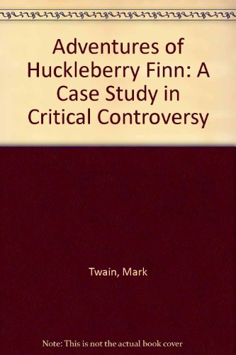 the adventures of huckleberry finn critical Questions on the adventures of huckleberry finn why does twain warn us not to analyze the story (dare we discuss the novel for an hour.