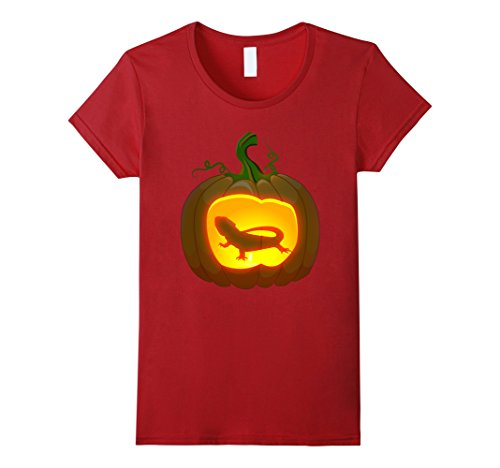 Womens bearded dragon Halloween shirt XL (Bearded Dragons In Costumes)