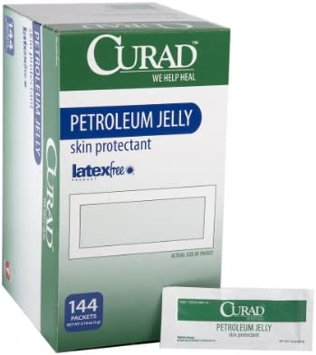 Medline Curad Petroleum Jelly Count