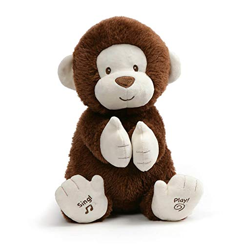 Animated Stuffed Animal That Claps /& Sings Wild Republic 23640 Exclusive 10 Happy Penguin Plush Toy Baby Toys /& Kids Gifts For All Ages