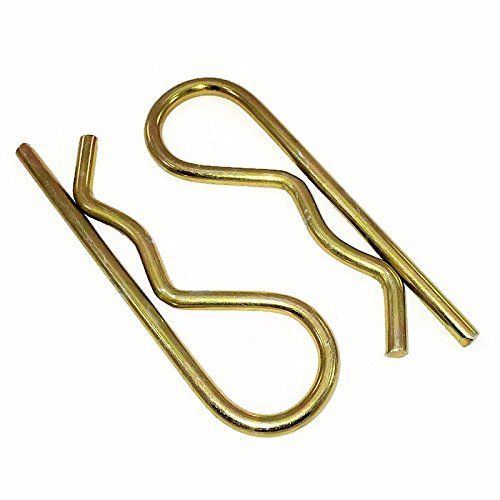 5mm (M5) X 105mm R Clip .Pack of 2. FREE UK Std Delivery. Heyes Fasteners