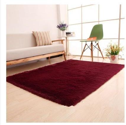 ZJ Carpet Teppichboden Seide und Wolle Teppich Schlafzimmer ...