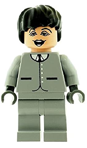 Penzora Minifigure Beatles - Paul Printed on LEGO parts by Penzora (The Beatles Lego)