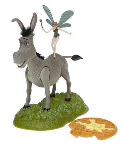 Mule Kickin Donkey Toys 90506A009-aus 1V-RG3U-SON2 Shrek 2 Action Packed Figure