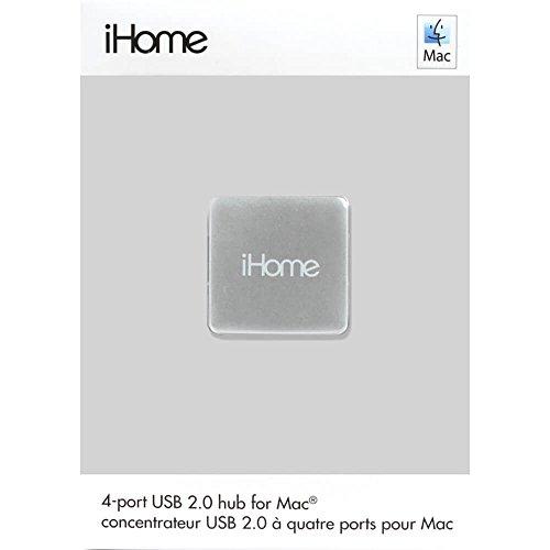 iHome 4 Port USB Hub IMAC U100W