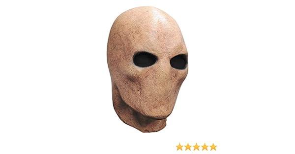 Horror-Shop Máscara de látex Slenderman: Amazon.es: Juguetes y juegos