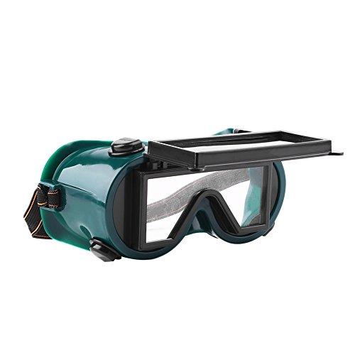 SSXY Máscara de gafas de soldar Gafas antivaho Gafas antirreflejos de trabajo Lentes de seguridad láser
