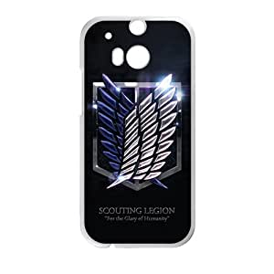 StarCraft II Wings of Liberty Cell Phone Case for HTC One M8