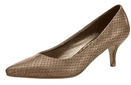 Harpa Damen Taupe Pumps von Damen Pumps 4TIva