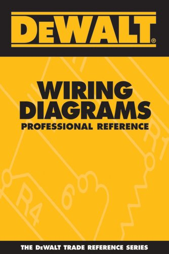 Download DEWALT Wiring Diagrams Professional Reference DEWALT