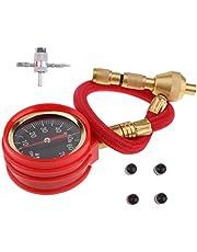 Sharplace Bandenspanningsweergave manometer 0-70 psi.