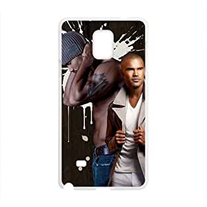 Handsome men of character Cell Phone Case for Samsung Galaxy Note4