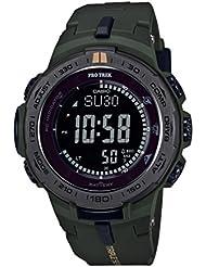 Casio Mens PRO TREK Quartz Resin Casual Watch