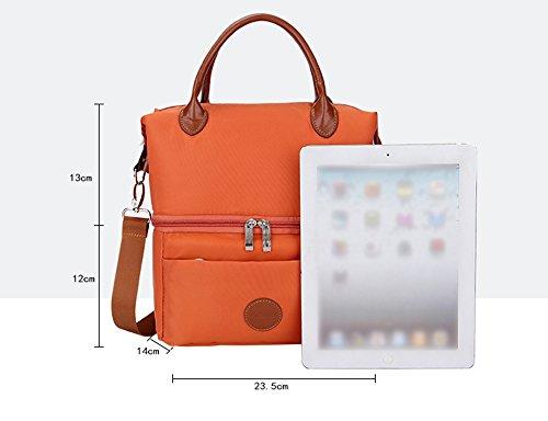 Paquete de leche materna fresca, bolsas de hielo de almacenamiento, bolsas refrigeradas, mochila multifuncional de gran capacidad, bolso para mamá al aire libre ( Estilo : A )