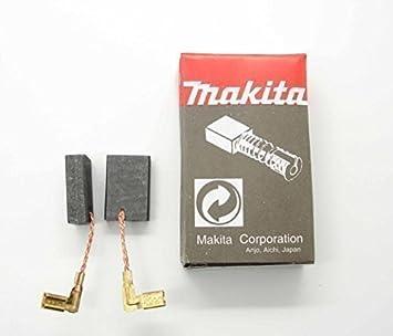 Kohlebürsten für Makita Flex Winkelschleifer Trennschleifer Ersatz CB-318,CB-310