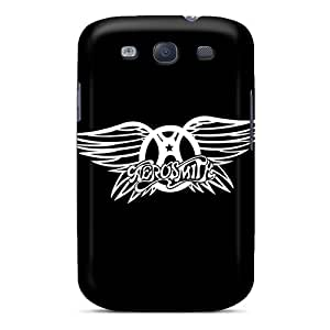 Protective Tpu Case With Fashion Design For Galaxy S3 (aerosmith)