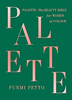 Book Cover: Palette: The Beauty Bible for Women of Color