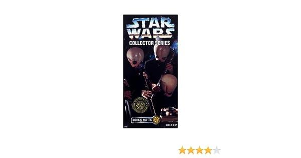 Star Wars Cantina Band Collector Series Doikk Nats 12 Doll Kenner