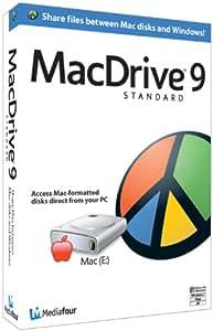 CSDC MacDrive 9 Standard for Windows