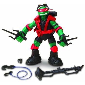 Teenage Mutant Ninja Turtles Stealth Tech Raph Action Figure
